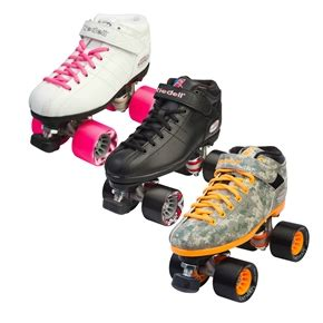 Power Line Hb22 Recreational Inline Skate White riedell r3 roller skates connie s skate place