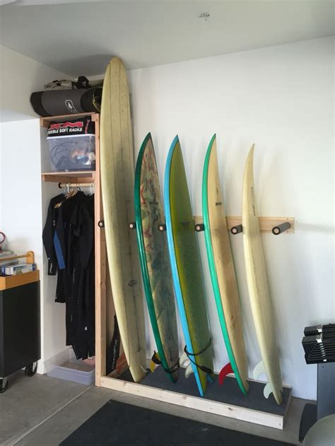 Surfboard Garage Storage Ideas 17 Best Images About The Surfer S Garage On