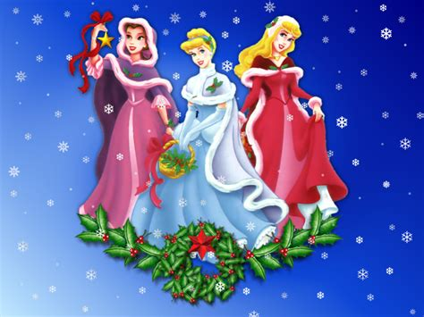 disney christmas christmas wallpaper 7491937 fanpop