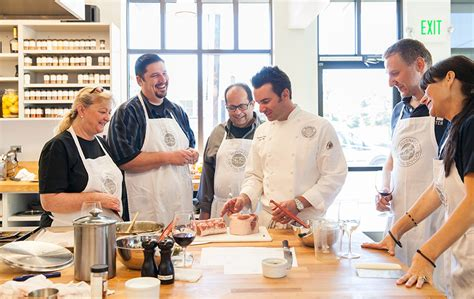 On The Table Cooking School by Napa Cooking Classes Calendar Of Silverado School S