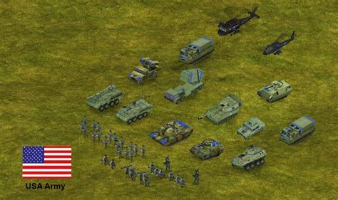 mod game rise of nation usa rise of nations fierce war mod image