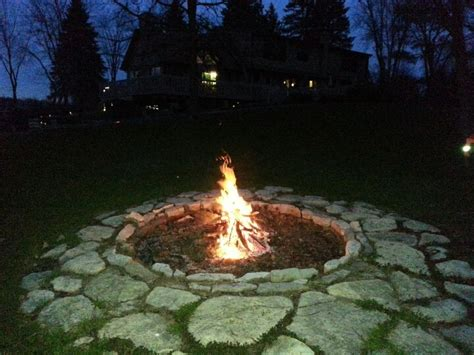backyard bonfire backyard bonfire for the garden pinterest