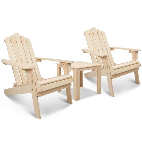 adirondack chairs and table set adirondack chairs and side table 3 set
