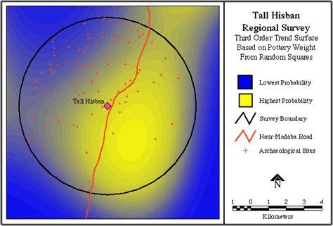 definition pattern of settlement hesban survey settlement patterns