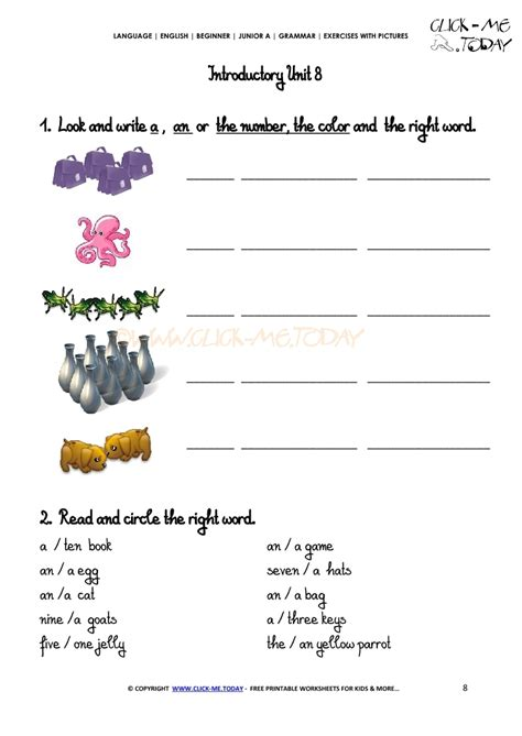 grammar pictures grammar exercises with pictures plural 3
