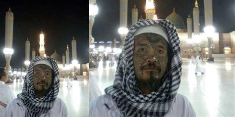 tato bagi islam badan penuh tato pria ini ditolak 9 agen saat berniat
