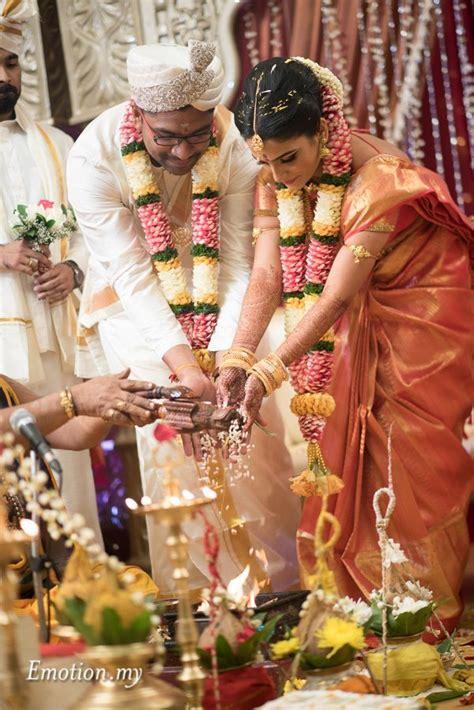 wedding photography kuala lumpur ceylonese wedding ceremony at kalamandabam anand