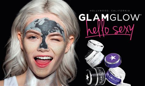 Masker Lumpur Hello Instant Glowing Mask discover why multimasking with glamglow mud treatments is the secret to an instant beautiful glow