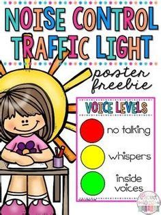 traffic light poster for classroom 1000 ideas about noise levels on noise level