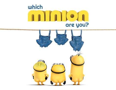 what of are you quiz which minion are you quiz zimbio