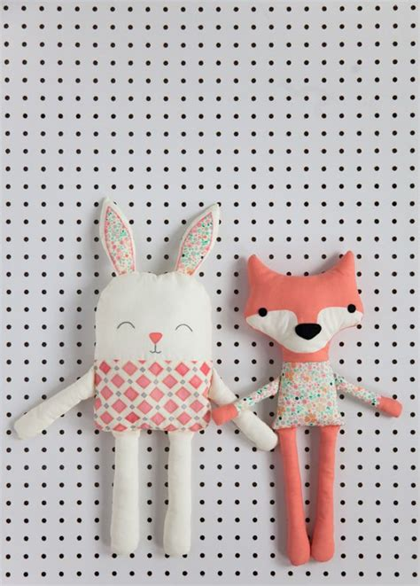 How To Make Handmade Soft Toys - 25 best ideas about fabric toys on fabric
