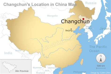 changchun map changchun maps maps of changchun s tourists attractions