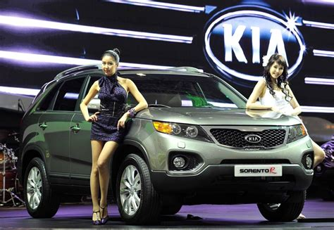 Kia Designer 2010 Kia Sorento Makes An Official World Debut Kia News