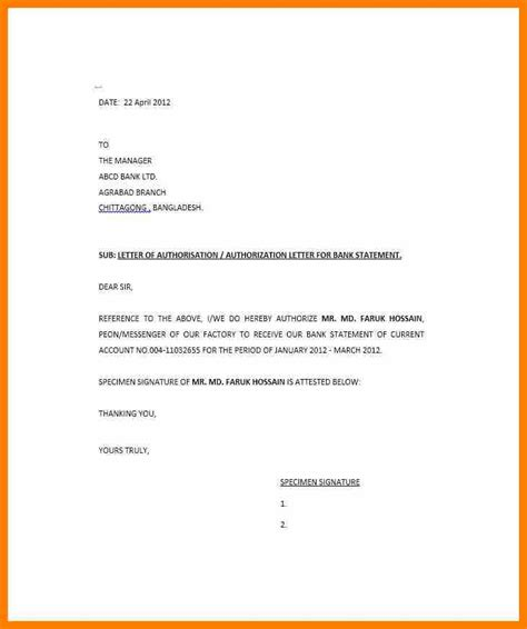 Request Letter Format For Adding Authorised Signatory 4 Authorized Signatory Letter Sephora Resume