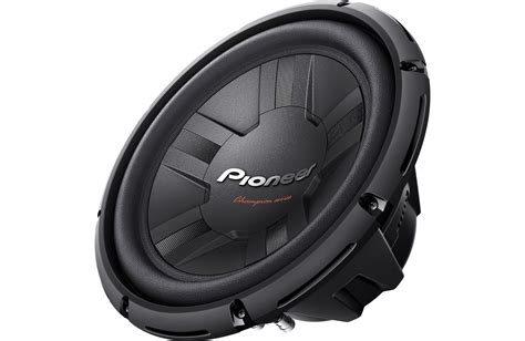 Subwoofer 10 Inch Ads Coil 1086 D pioneer tsw311d4 chion series 12 quot subwoofer with dual 4 ohm voice coils car