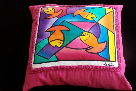 Painted Pillows by Mix Your Own Chalkboard Paint In Any Color You Want 2015