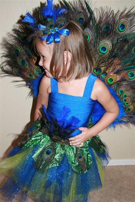Handmade Peacock Costume - 10 best images about costumes on