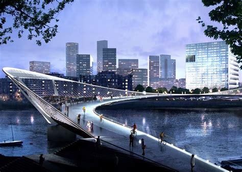 design contest launched for another thames bridge 247 best images about bridges on pinterest rivers