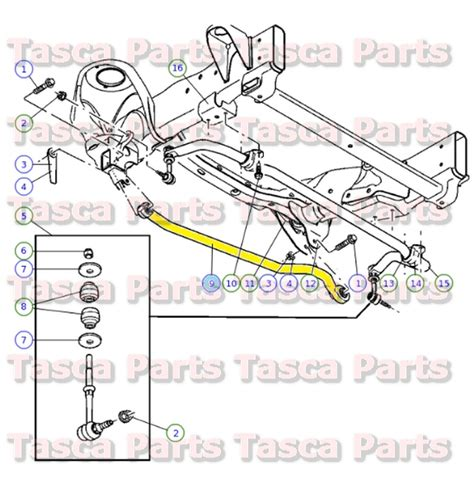 oem dodge ram 1500 parts new oem mopar front track bar dodge 2003 ram 1500 2005