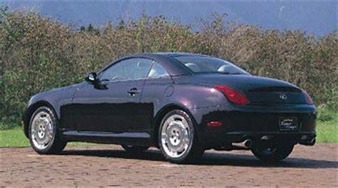 lexus coupe 2001 2001 lexus sport coupe convertible