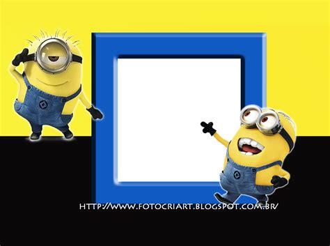 imagenes png de los minions fotocriart molduras dos minions