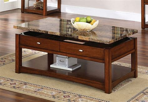 coffee tables with lift tops granite coffee table design images photos pictures