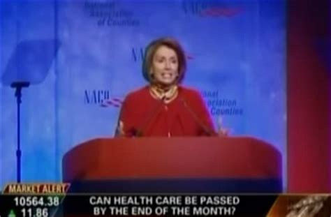 The Context Behind Nancy Pelosis Famous We Have To Pass | the context behind nancy pelosi s famous we have to pass