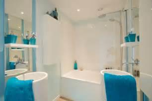 mod 232 le d 233 co salle de bain bleu