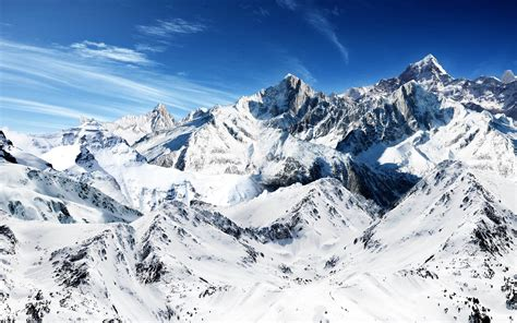 welpper snow wallpapers snow mountains wallpapers