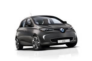 Zoe Renault New 2017 Renault Zoe Ze 40 400 Km Range 41 Kwh Battery