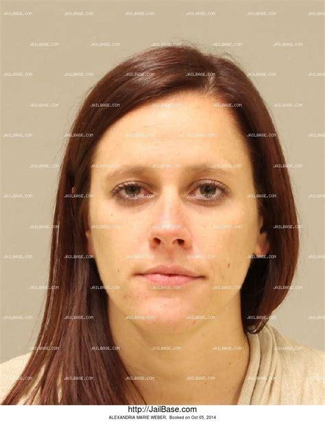 Arrest Records Alexandria La Alexandria Weber Arrest History