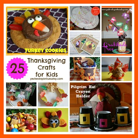 thanksgiving craft projects toddlers