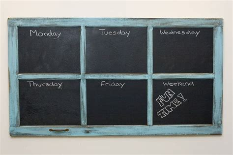 diy chalkboard grout upcycled window frame chalkboard crafty