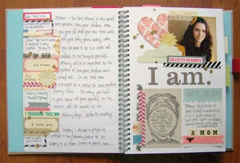 picture book ideas for challenge 31 mothers scrapbook circle