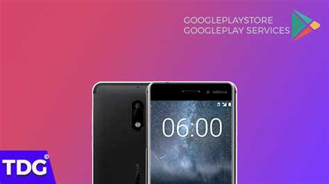 Play Store Services How To Install Play Services On Nokia 6