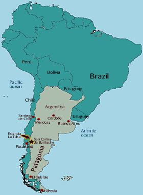 south america map argentina country of south america patagonia pictures to pin on