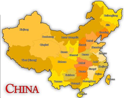 physical map of china china geography physical map of china yum of china