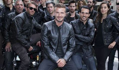 7 7 New Collection Design Ransel Beckham 3in1 Smooth Leather david beckham belstaff clothing range model and designer