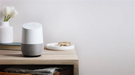 google home google home is an affordable home assistant that uses the
