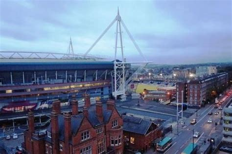 buy a house in cardiff buy a home in cardiff with a winning principality stadium view in time for the 6 nations kick