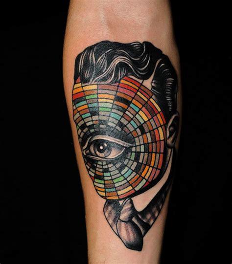 illusion tattoo designs optical illusion images designs