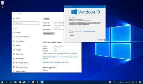 windows 10 fall creators update top 10 new features how to check the windows 10 fall creators update is