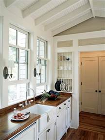 kitchen design styles cozy country kitchen designs hgtv