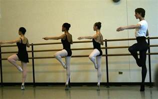 ballet barre exercises for the beginner balletboard