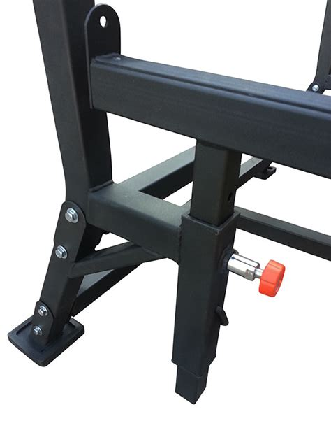 bench press arms body iron flat bench press tx1000 with safety spotter arms