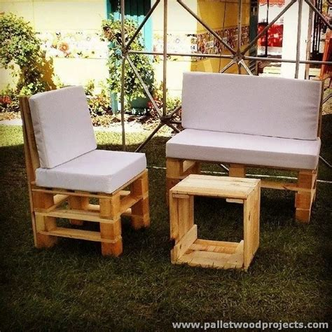 woodworking set pallet garden furniture sets pallet wood projects