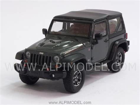 Greenlight Jeep Rubicon 1 43 Kustom greenlight jeep wrangler rubicon 2013 green 1 43 scale model