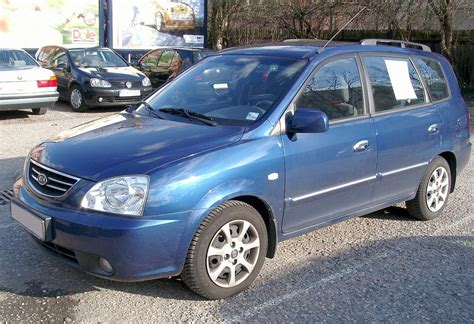 2002 Kia Carens 2002 kia carens pictures information and specs auto