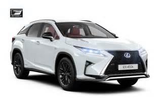 new lexus rx 450h hybrid suv lexus uk