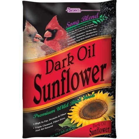 buy bulk songblend dark oil sunflower seeds wild bird